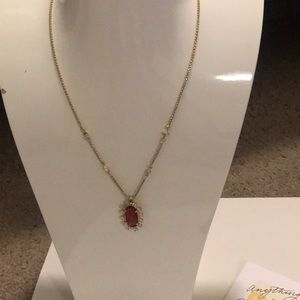 Kendra Scott: Brett Pendant Necklace